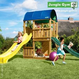 Dětská zahradní hřiště Jungle Gym – oáza radosti a smíchu vašich dětí