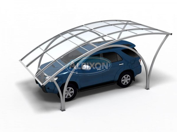 Střecha na auto Albixon