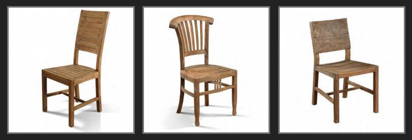 Donate - židle z masivu