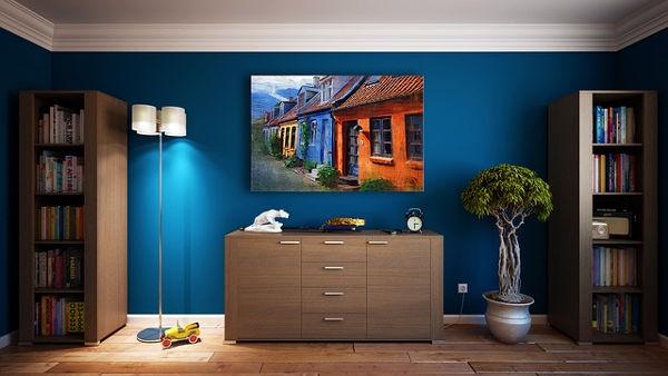 Stěna bytu