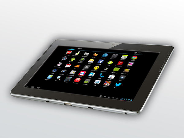 tablet s Androidem