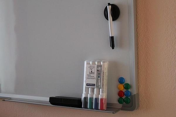 magnetická tabule