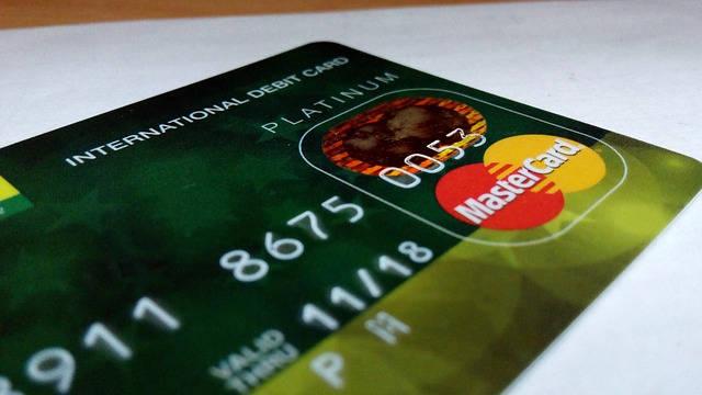 Platební karta MasterCard