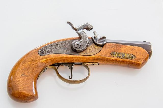 historická zbraň