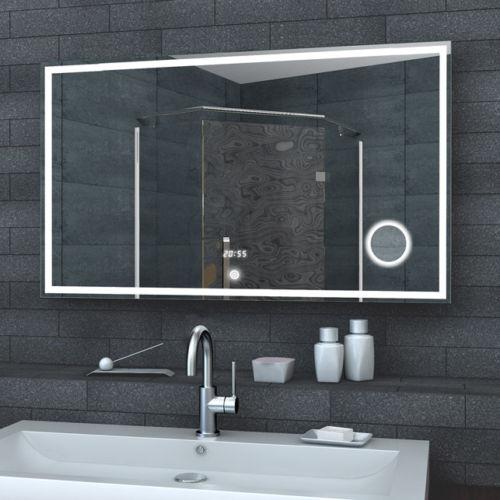 moderní zrcadlo
