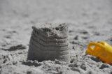 Bábovička na písku