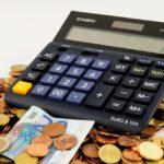 Eura a kalkulačka